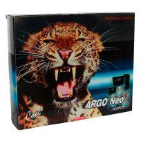 Набор ARGO Neo тигр COOL (пена для бритья, гель после бритья, душ гель)
