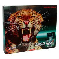 Набор ARGO Neo тигр COMFORT (пена для бритья, гель после бритья, душ гель)