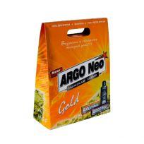 Набор ARGO Neo сумка GOLD (шампунь, крем для бритья, крем после бритья)