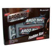 Набор ARGO Neo окно Fasion Star (шампунь, крем для бритья, крем после бритья)