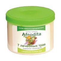 Afrodita Кондиционер 7 лечебных трав, против ломкости и выпадения, 500 мл
