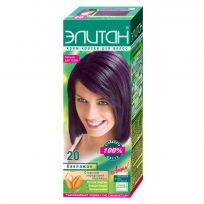 Элитан Крем-краска для волос №20 баклажан