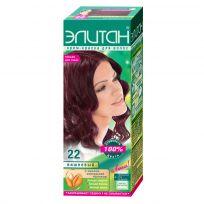 Элитан Крем-краска для волос №22 вишнёвый
