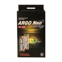Набор ARGO Neo ENERGY (крем для бритья, гель после бритья)