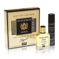 Набор Oligarch GOLD (туал. вода 100 мл, дезодорант 75 мл)
