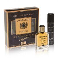 Набор Oligarch LUXURY (туал. вода 100 мл, дезодорант 75 мл)