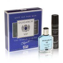 Набор Oligarch VIP (туал. вода 100 мл, дезодорант 75 мл)