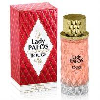 Lady Pafos ROUGE туалетная вода для женщин, 100 мл