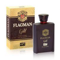 Flagman GOLD туалетная вода для мужчин, 100 мл