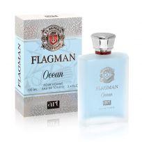Flagman OCEAN туалетная вода для мужчин, 100 мл