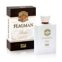 Flagman BLANC туалетная вода для мужчин, 100 мл