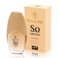Beauty Line SO AROMA туалетная вода для женщин, 100 мл, аромат Si / Giorgio Armani