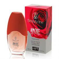 Beauty Line AMORE туалетная вода для женщин, 100 мл, аромат Amor Amor / Cacharel