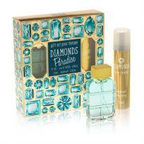 Набор Diamonds PARADISE (туал. вода 50 мл, дезодорант 75 мл)