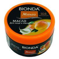 Bionda SPA масло для лица и тела Манго, 350 мл