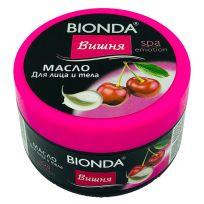 Bionda SPA масло для лица и тела Вишня, 350 мл