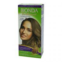 BIONDA Brilliant Крем-краска для волос №106 Натурально-русый