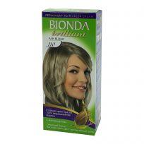 BIONDA Brilliant Крем-краска для волос №110 Пепельно-русый