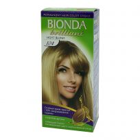 BIONDA Brilliant Крем-краска для волос №104 Светло-русый