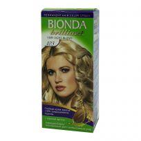 BIONDA Brilliant Крем-краска для волос №103 Светлый блондин