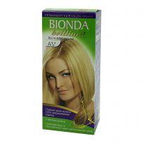BIONDA Brilliant Крем-краска для волос №102 Осветляющий