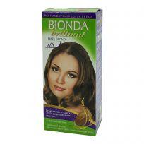 BIONDA Brilliant Крем-краска для волос №118 Тёмно-русый