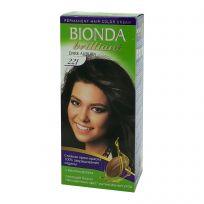 BIONDA Brilliant Крем-краска для волос №221 Тёмно-каштановый