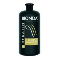 Bionda Professional Шампунь с Кератином для поврежденных волос 1000 мл