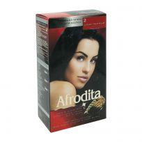 Afrodita Крем-краска для волос № 02 Сине-чёрный