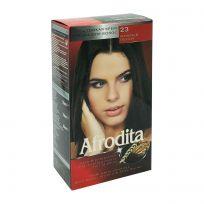 Afrodita Крем-краска для волос № 23 Мокрый песок