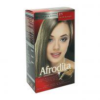 Afrodita Крем-краска для волос № 21 Пепельный