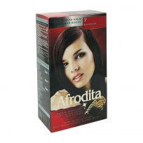 Afrodita Крем-краска для волос № 07 Божоле