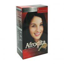 Afrodita Крем-краска для волос № 06 Дикая вишня