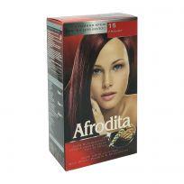 Afrodita Крем-краска для волос № 15 Гранат