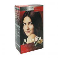 Afrodita Крем-краска для волос № 13 Махагон