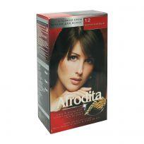 Afrodita Крем-краска для волос № 12 Коричневый