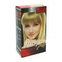 Afrodita Крем-краска для волос № 20 Блонд