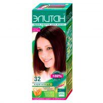 Элитан Крем-краска для волос №32 коричневый