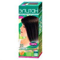 Элитан Крем-краска для волос №33 горячий шоколад