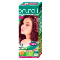 Элитан Крем-краска для волос №41 махагон