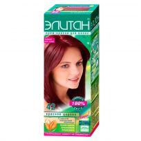 Элитан Крем-краска для волос №42 красное дерево