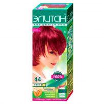 Элитан Крем-краска для волос №44 гранат