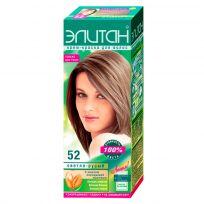 Элитан Крем-краска для волос №52 светло-русый
