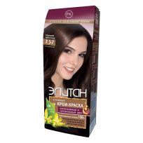 Элитан Крем-краска для волос № 3.57 горький шоколад (натуральный)