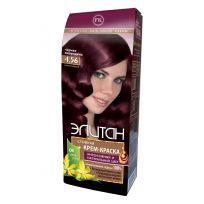 Элитан Крем-краска для волос № 4.56 черная смородина (интенсивный)