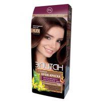 Элитан Крем-краска для волос № 4.75 шоколадный каштан (натуральный)