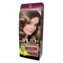 Элитан Крем-краска для волос № 7.32 золотистый тепло-русый (натуральный)
