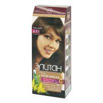 Элитан Крем-краска для волос № 6.10 темно-русый (натуральный)