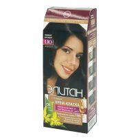 Элитан Крем-краска для волос № 1.10 черный диамант (натуральный)
