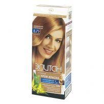 Элитан Крем-краска для волос № 8.75 карамельный светло-светло-русый (натуральный)